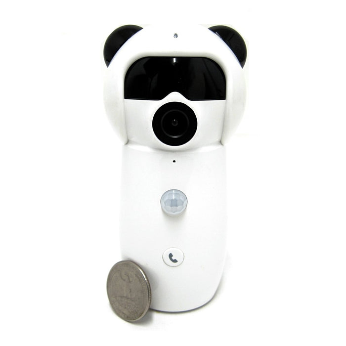 Cute Panda Wireless Baby Monitor Security System