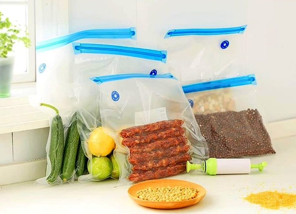 Reusable Food Storage Sealed Bag