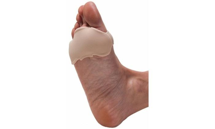 Gel Cushioned Forefoot Wrap