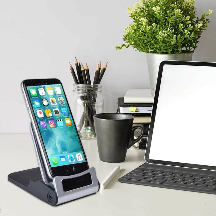 Wireless Gear Folding Stand for iPad, iPad 2, eReaders, Tablets and iPhones
