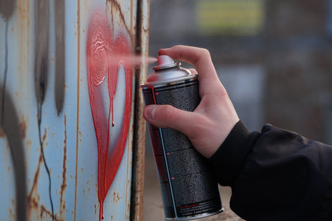 Aerosols are a form of Volatile Organic Compounds that can pollute home air.
