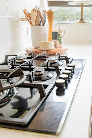 Stove tops contribute to indoor particulate matter pollution in your home.