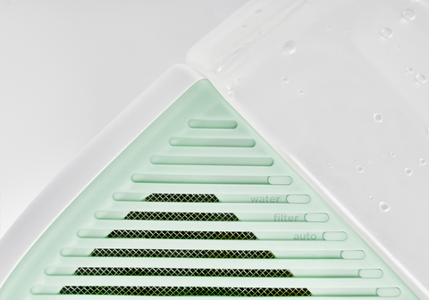Canopy Humidifier Top Face