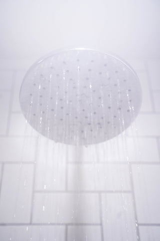 Move your showers to the evening to reduce nighttime allergies