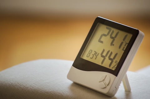 The perfect humidity level for your home is between 40% and 60%