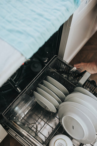 You can clean your Canopy humidifier in the dishwasher.
