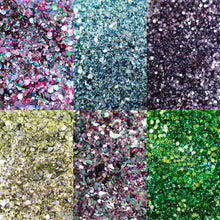 Load image into Gallery viewer, Eco Glitter Fun Blends Set - The Bearded Gypsy Vintage Co.