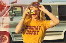 Load image into Gallery viewer, Highway Honey Tee - The Bearded Gypsy Vintage Co.