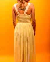 Load image into Gallery viewer, Buttercup Gypsy Dress - The Bearded Gypsy Vintage Co.