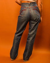 Load image into Gallery viewer, Stay High Wide Leg Jeans - The Bearded Gypsy Vintage Co.