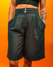 Load image into Gallery viewer, Super High Polka Dot Shorts - The Bearded Gypsy Vintage Co.