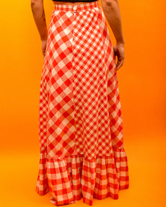 Country Skirt - The Bearded Gypsy Vintage Co.