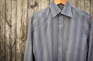 Super Thin 70's Slim Fit Shirt - The Bearded Gypsy Vintage Co.