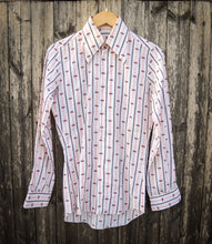 Load image into Gallery viewer, Paper Thin Slim Fit 70's Shirt - The Bearded Gypsy Vintage Co.
