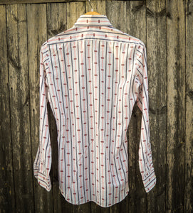 Paper Thin Slim Fit 70's Shirt - The Bearded Gypsy Vintage Co.