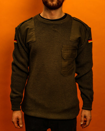 German Army Jumper - The Bearded Gypsy Vintage Co.