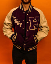 Load image into Gallery viewer, Hickory Hills Varsity Jacket - The Bearded Gypsy Vintage Co.