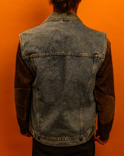 Load image into Gallery viewer, Denim pickford gillet jacket - The Bearded Gypsy Vintage Co.