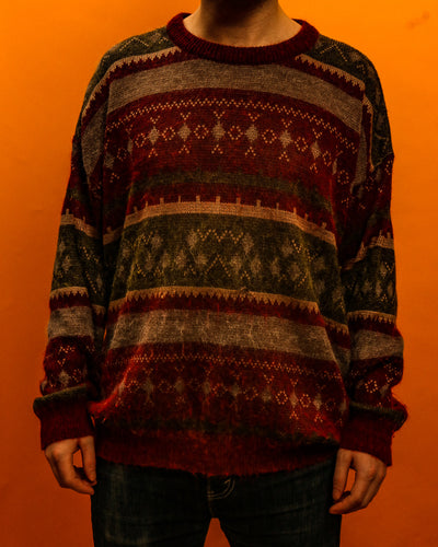 Grandad Jim jumper - The Bearded Gypsy Vintage Co.