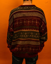 Load image into Gallery viewer, Grandad Jim jumper - The Bearded Gypsy Vintage Co.