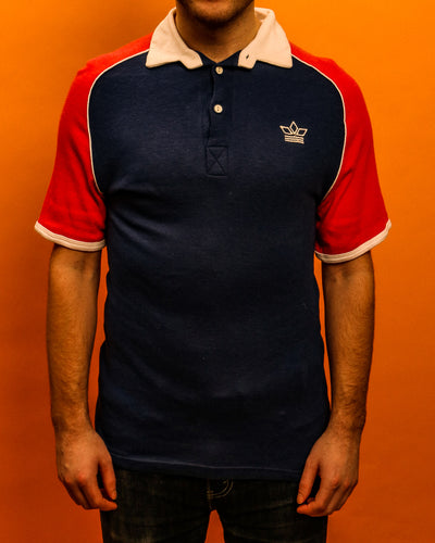 Old school polo shirt - The Bearded Gypsy Vintage Co.
