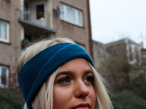 Lyndsey Currie Textile Design Knited headbands - The Bearded Gypsy Vintage Co.