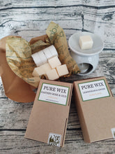Load image into Gallery viewer, Pure Wix Eco Wax melt and burner gift pack - The Bearded Gypsy Vintage Co.