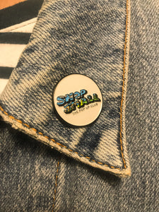 Shop Small Pin Badge - The Bearded Gypsy Vintage Co.