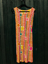 Load image into Gallery viewer, Flower Power 60's Dress - The Bearded Gypsy Vintage Co.