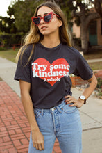 Load image into Gallery viewer, Try Some Kindness Tee - The Bearded Gypsy Vintage Co.