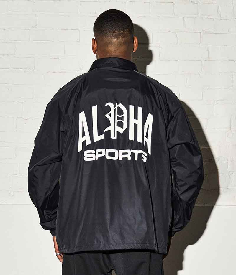 Alpha Coach Jacket