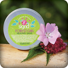 Load image into Gallery viewer, Forest Girl Healing Salve