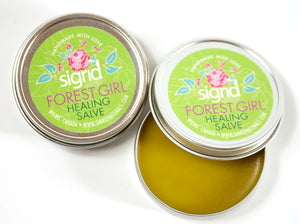 Forest Girl Healing Salve