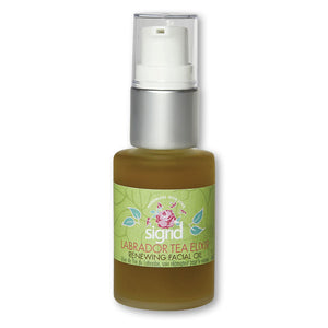 Labrador Tea Elixir Facial Oil
