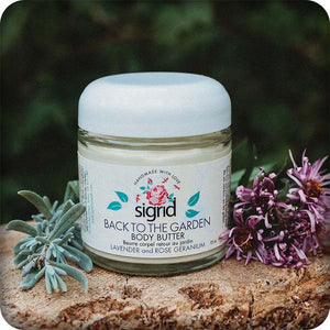 Sigrid Naturals Back to the Garden Body Butter