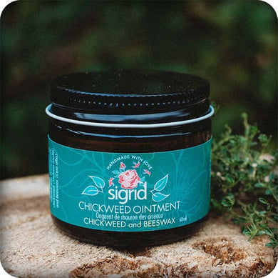 Sigrid Naturals Chickweed Healing Ointment