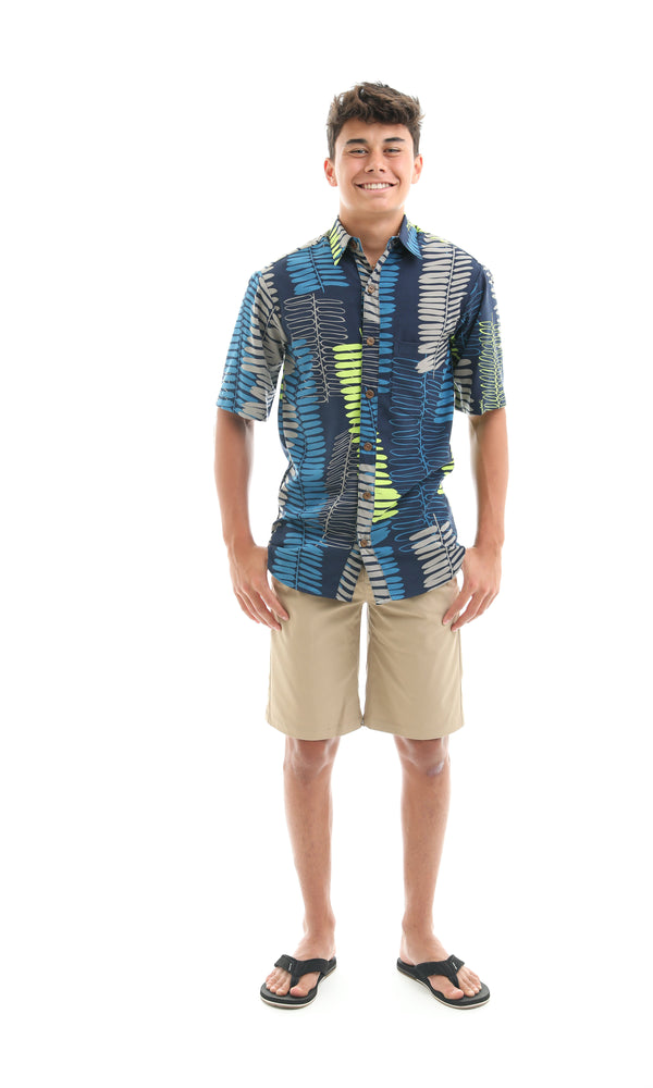 Buttondown Aloha Shirt