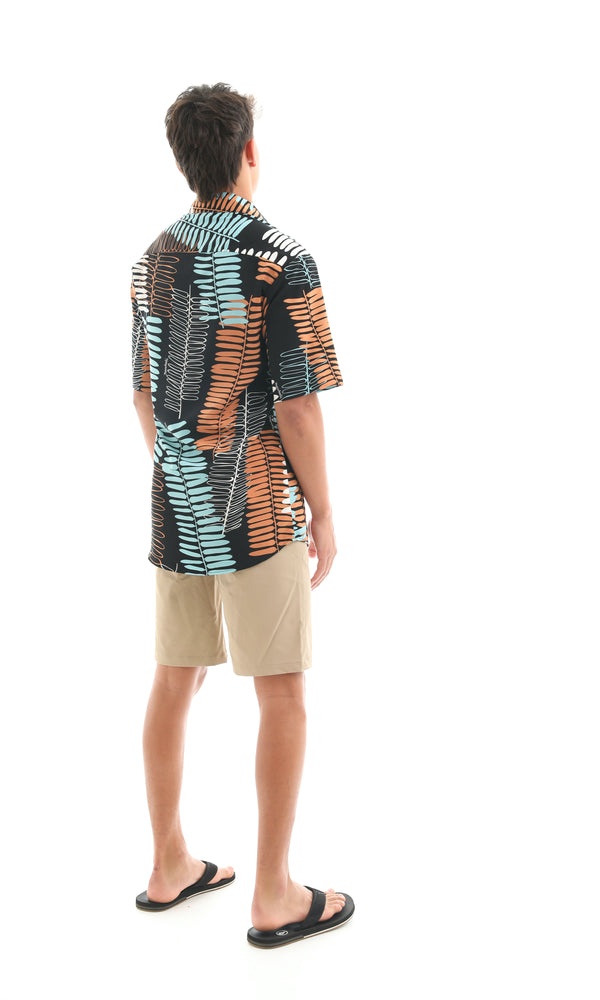 ʻimisi ʻo ha kavenga ki he Gallery Viewer, Buttondown Aloha Shirt