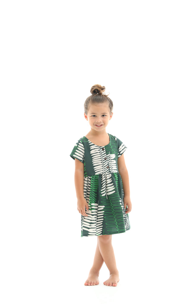 Load image into Gallery viewer, Keiki Babydoll Dress