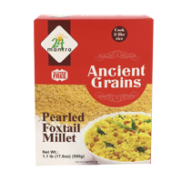 24 Mantra Ancient Grain Pearled Faxtail Millet