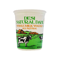 Desi Natural Dahi Whole Milk Yogurt
