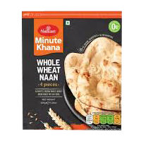 Haldirams Whole Wheat Naan