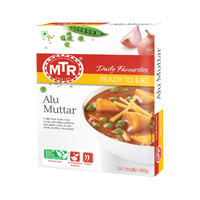 MTR Ready To Eat Alu Mattar