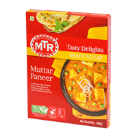 MTR Ready To Eat Muttar Paneer