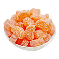 Hard Orange Candy