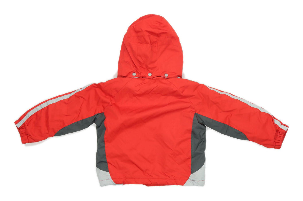 Trespass Boys Red Coat Age 2 Years