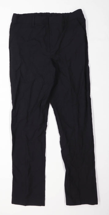 TU Boys Black School Trousers Age 16 Years