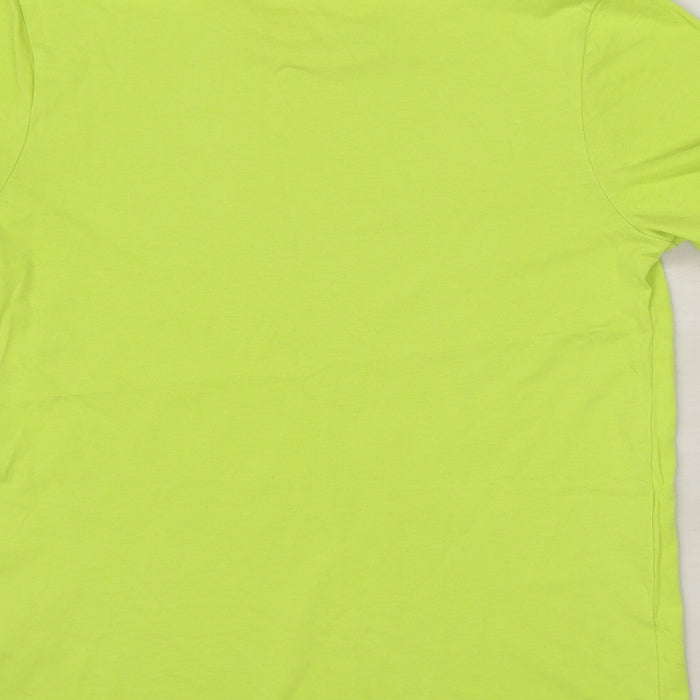 George Boys Green   Basic T-Shirt Size 12-13 Years