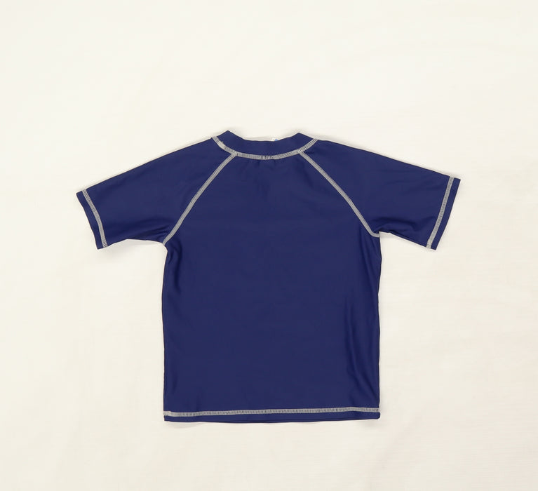 Bond-eye Boys Blue   Basic T-Shirt Size 4 Years