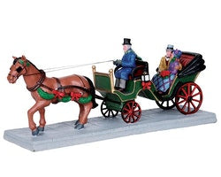 SUPER OFFERTA LEMAX Romantic Carriage Ride SKU: 03850